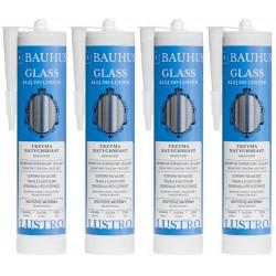 Zestaw 4x Bauhus Glass -...